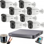 8 cameras DVR kits