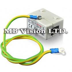 Lan surge protector for IP camera