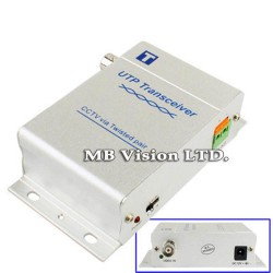 1ch active video balun - transmitter