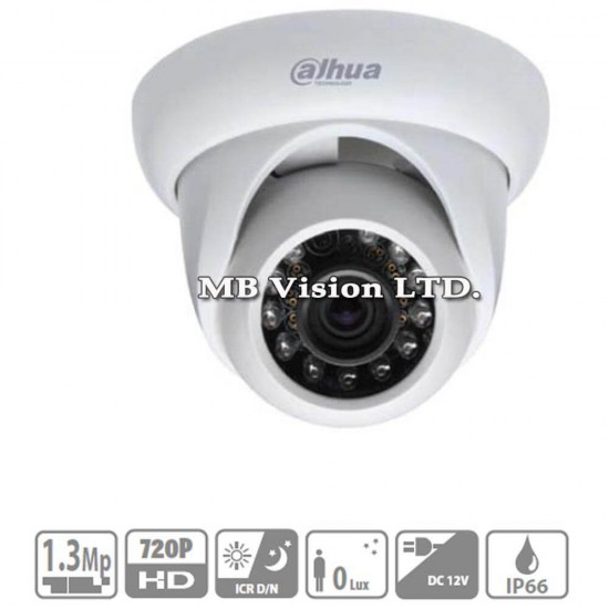 1.4 MP camera Dahua HAC-HDW2120М