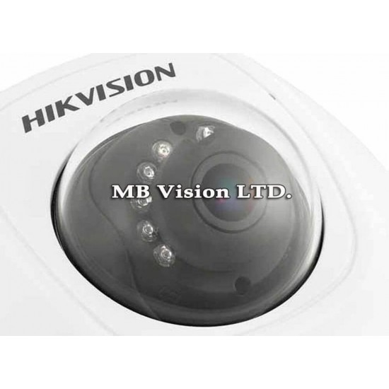 Turret 2MP IP camera Hikvision DS-2CD2525FWD-IS, IR 10m