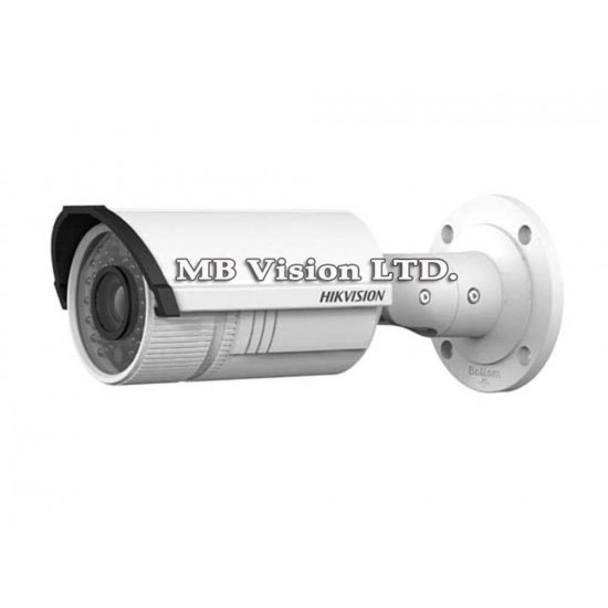 4MP vari-focal 2.8-12mm IP camera Hikvision, IR up to 30m - DS-2CD2642FWD-I