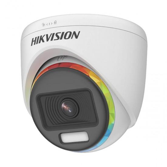 Hikvision DS-2CE72DFT-F Turret, TurboHD 2MP ColorVu camera