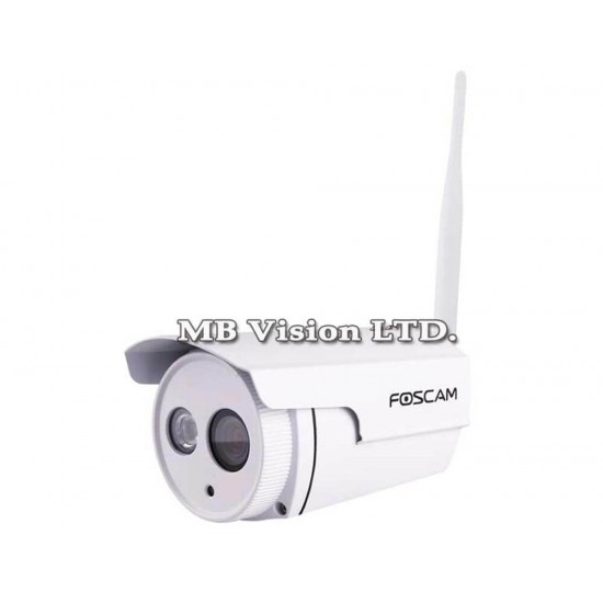 Foscam FI9803P HD 720P, Wi-Fi, IR 164ft, Wide 70° Viewing Angle