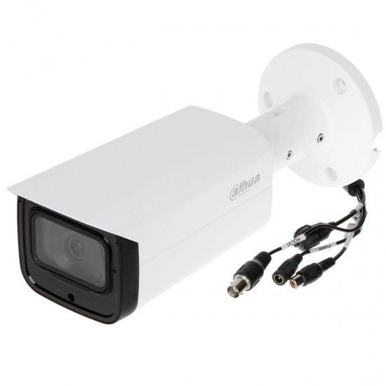 Dahua HAC-HFW2501T-I8-A-0360, HD-CVI, 5MP, 3.6mm, IR 80m