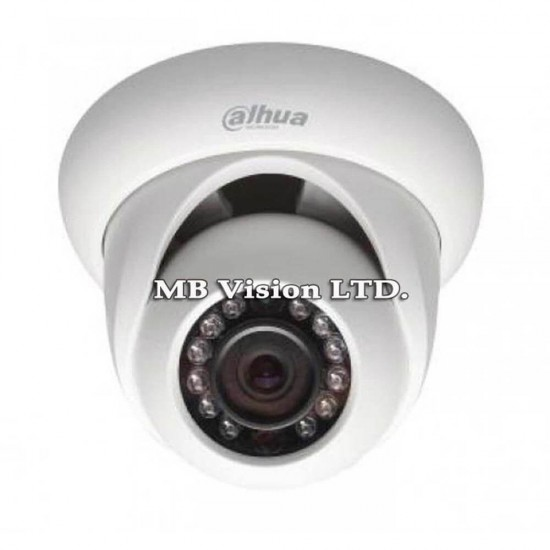 3MP IP camera Dahua IPC-HDW1320S, 3.6mm, IR 30m