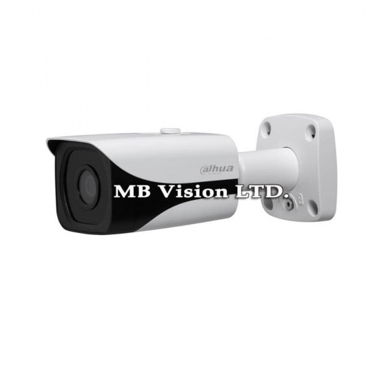 4K Ultra HD IP camera Dahua IPC-HF4800E, 4mm, IR 30m
