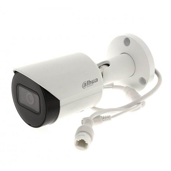 Dahua IPC-HFW2531S-S-0280B-S2, 5MP IP camera, 2.8mm VF lens, IR 30m