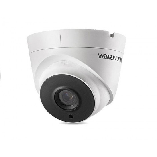 1MP HD-TVIy camera Hikvision DS-2CE56C0T-IT3F, 2.8mm fixed lens, IR 40m