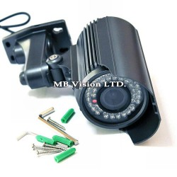 2MP camera Longse LIA40ETA200S, HD-TVI, VF 2.8-12mm, IR 40m