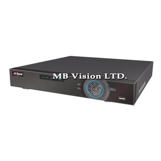 8CH DVR Dahua XVR5208AN-4KL-X for CVI, AHD, IP, CVBS cameras + 4 IP