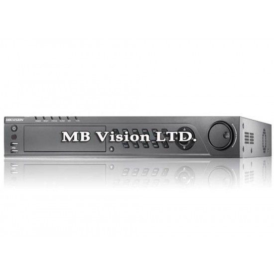 Turbo HD 16CH DVR Hikvision DS-7216HQHI-SH/A for 16 CCTV/HD-TVI + 2 IP