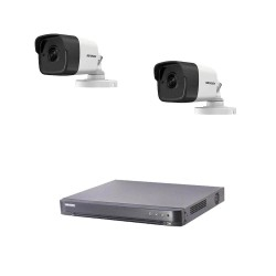 5MP TurboHD DVR kit Hikvision with 2 cameras